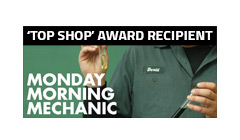"""""""Top Shop"""" Award Recipient"""